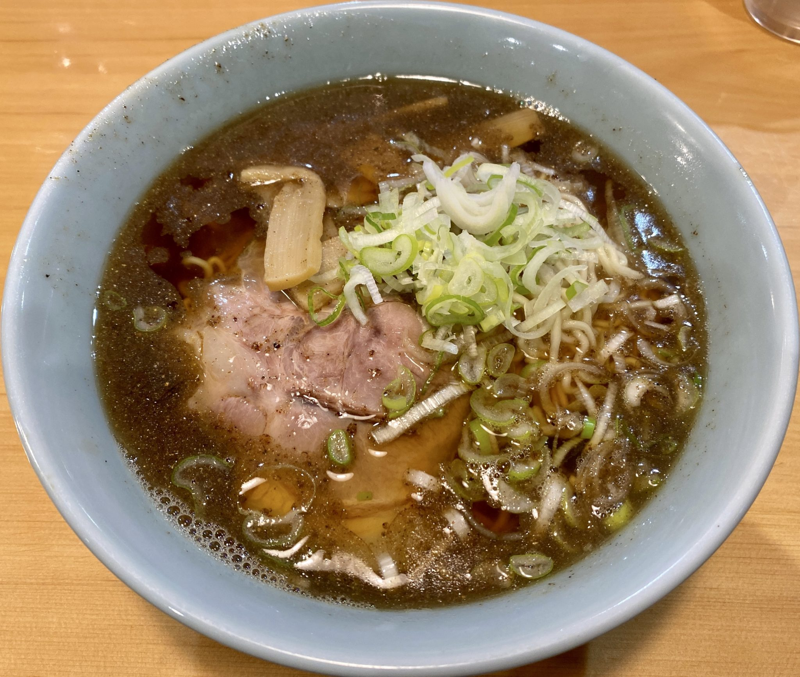 まる鐵二代目 まるてつにだいめ 青森県弘前市境関 最高の極煮干