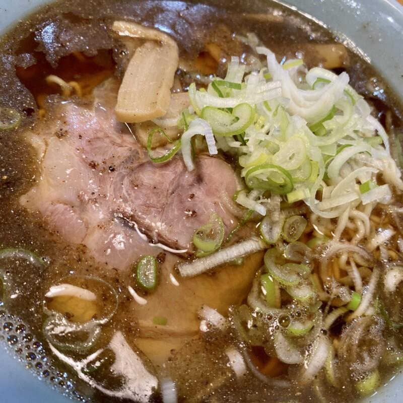 まる鐵二代目 まるてつにだいめ 青森県弘前市境関 最高の極煮干 具