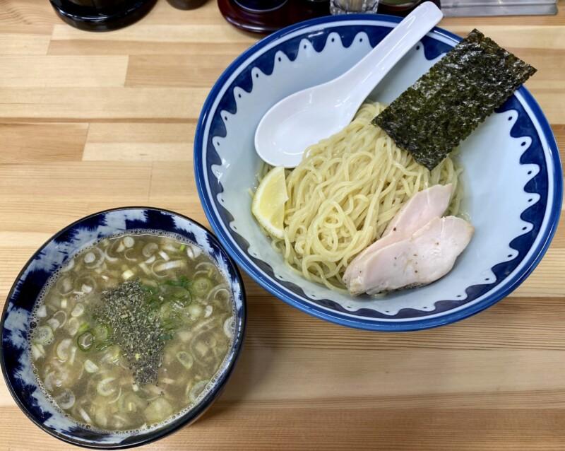 麺処 駒繋 こまつなぎ 青森県弘前市野田 塩つけ麺
