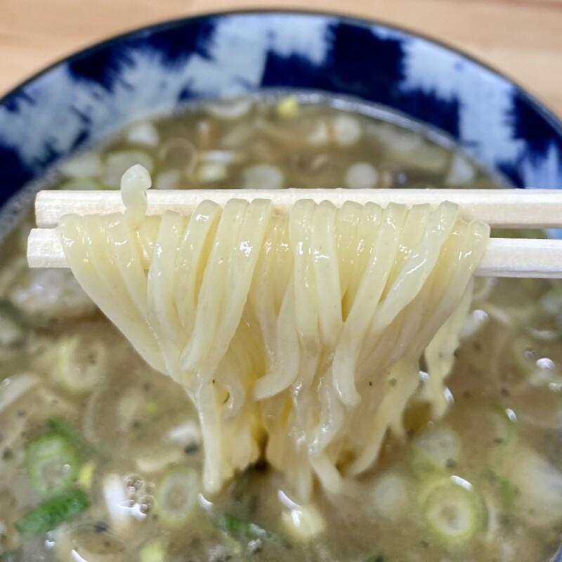 麺処 駒繋 こまつなぎ 青森県弘前市野田 塩つけ麺 麺