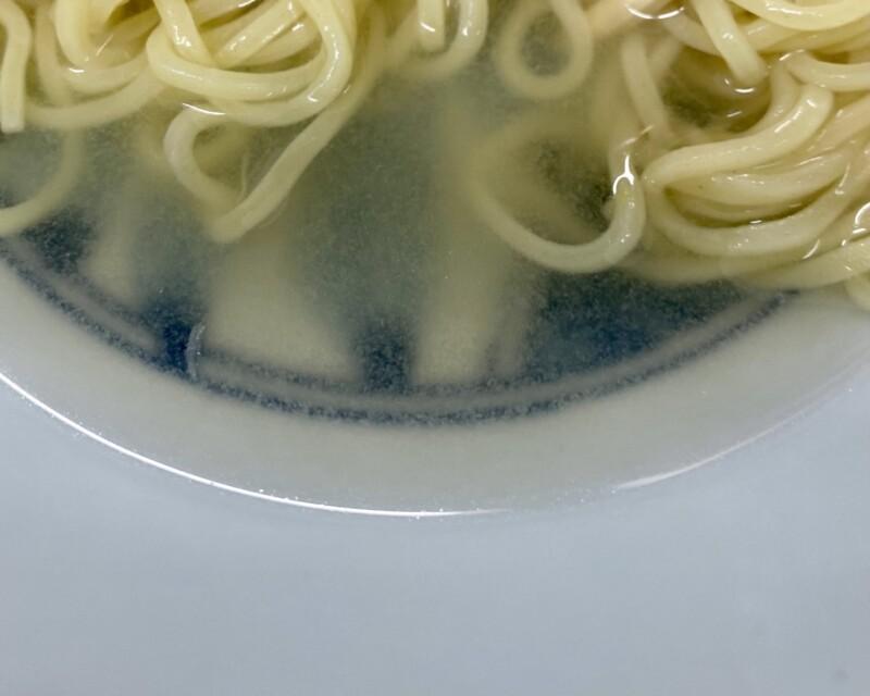 麺処 駒繋 こまつなぎ 青森県弘前市野田 塩つけ麺 麺 昆布水