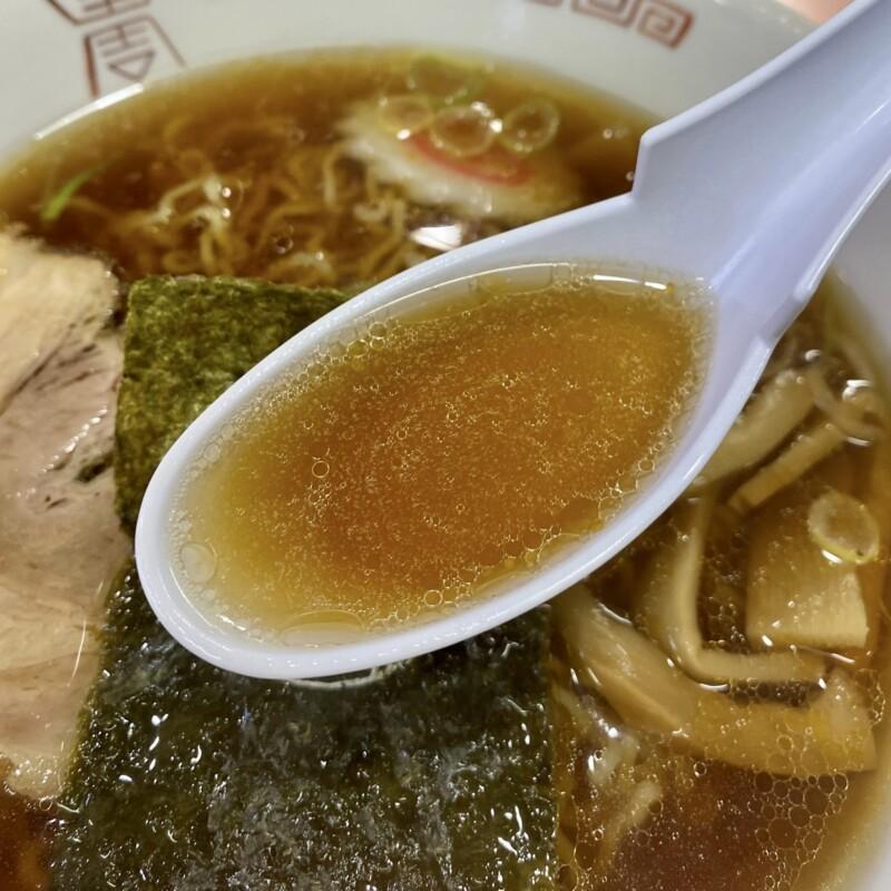 ラーメンショップAji-Q アジキュー 鹿角店 秋田県鹿角市花輪 支那そば スープ
