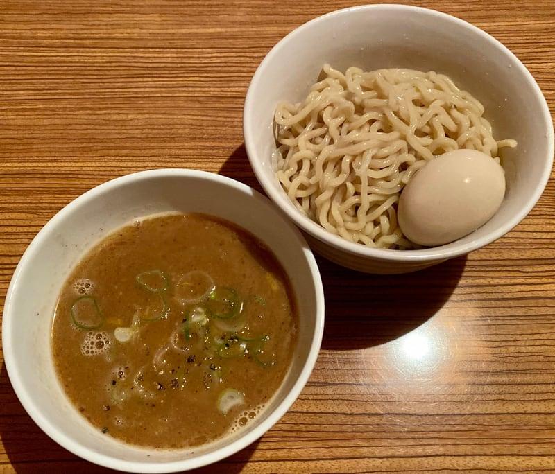 BAR JAH ジャー 秋田県秋田市大町 特製つけめん つけ麺 味付たまご 味玉