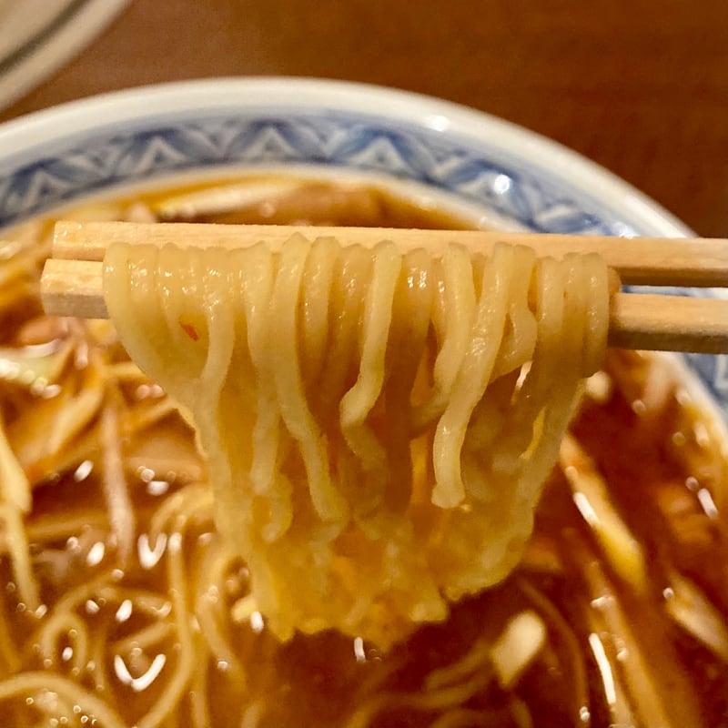 焼肉 ラーメン 大番 秋田県由利本荘市前郷 旧由利町 ネギみそラーメン 味噌ラーメン 麺