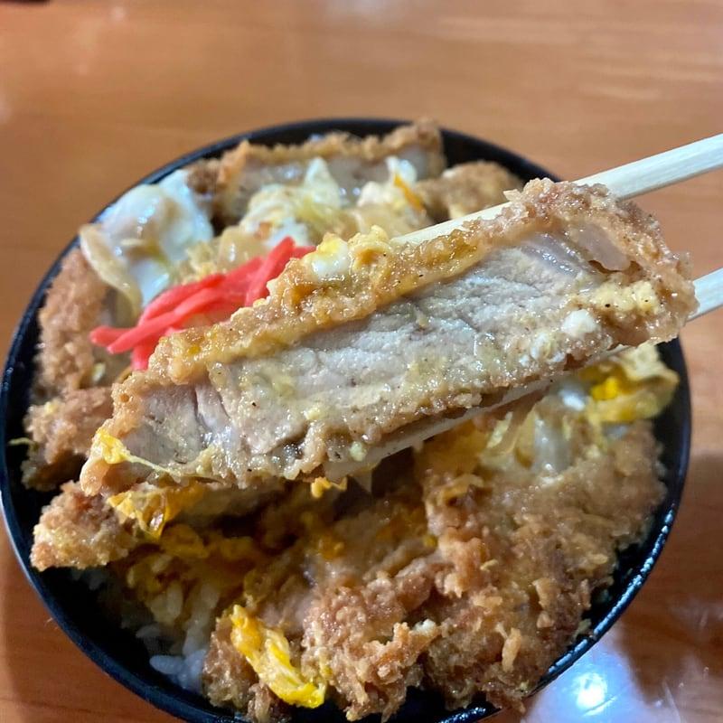 えびすや食堂 大衆食堂 えびす屋 秋田県北秋田市米内沢 カツ丼