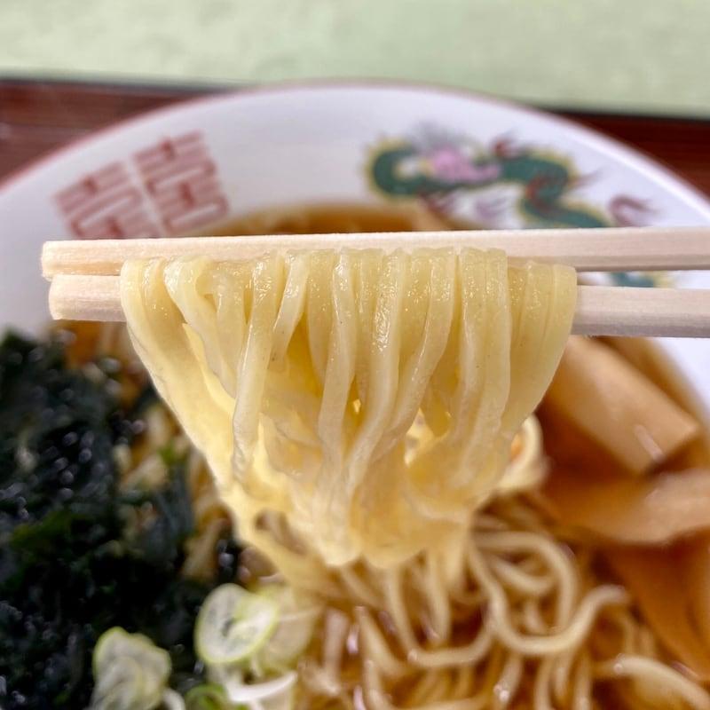 猿倉温泉 鳥海荘 秋田県由利本荘市鳥海町猿倉 ラーメン 麺