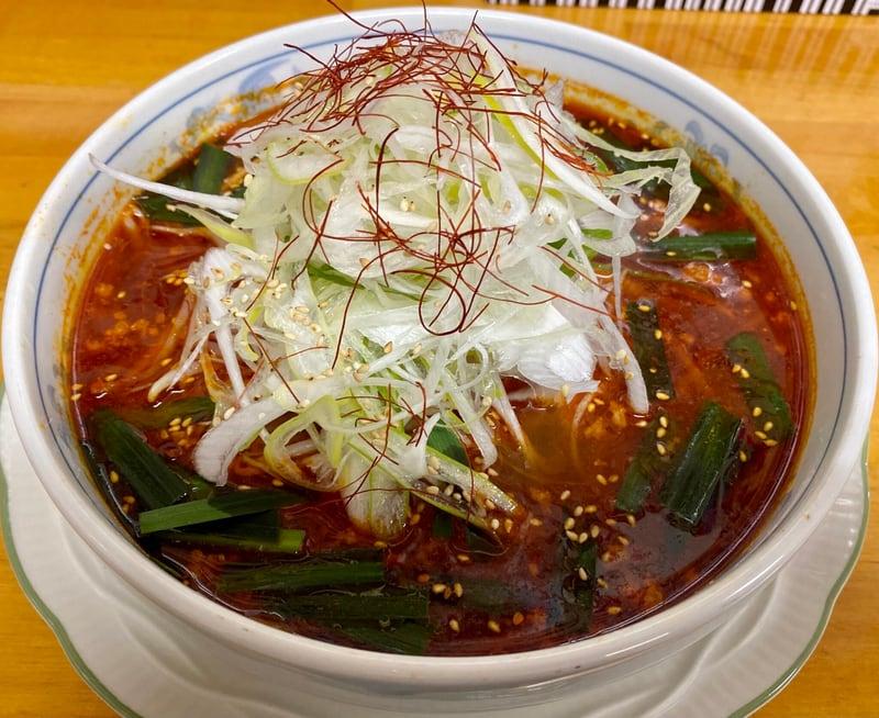らーめん へのかっぱ 秋田県横手市駅前町 かっぱ坦々麺 担々麺