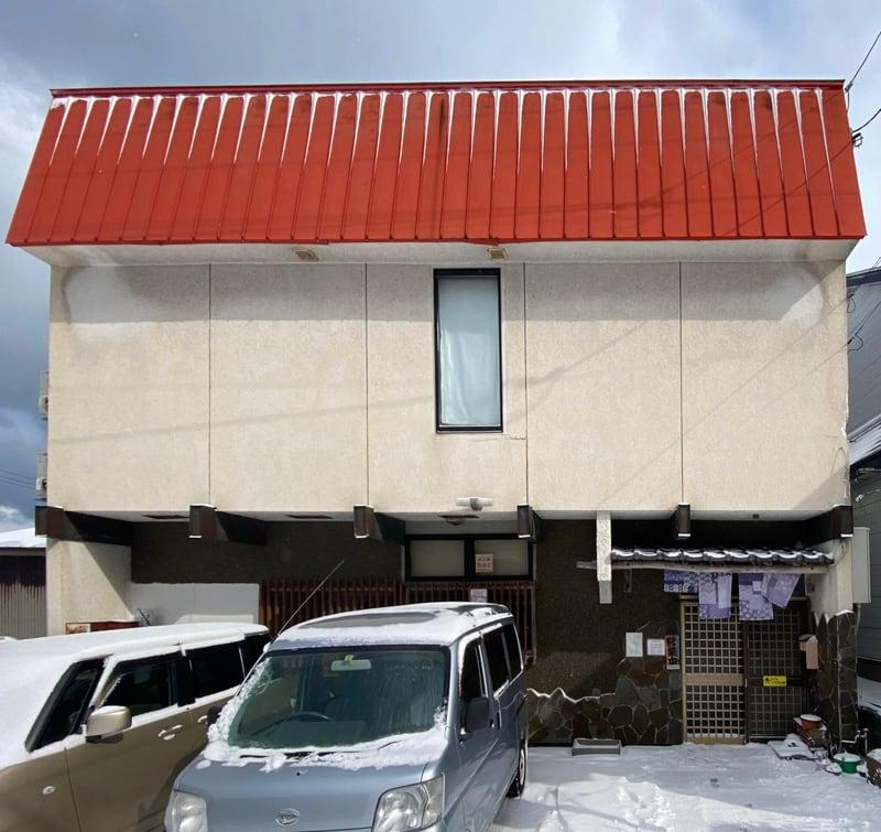 亀寿司食堂 かめずししょくどう 秋田県男鹿市北浦 外観