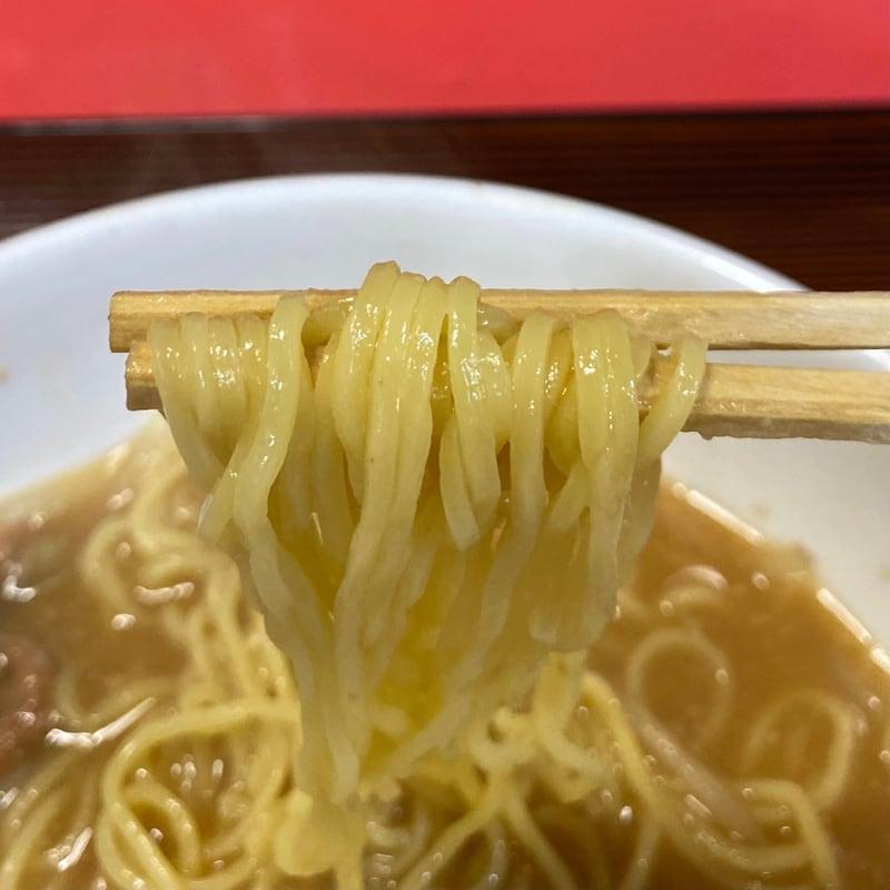 清橋飯店 きよはしはんてん 秋田県由利本荘市花畑町 もつラーメン ホルモン 麺