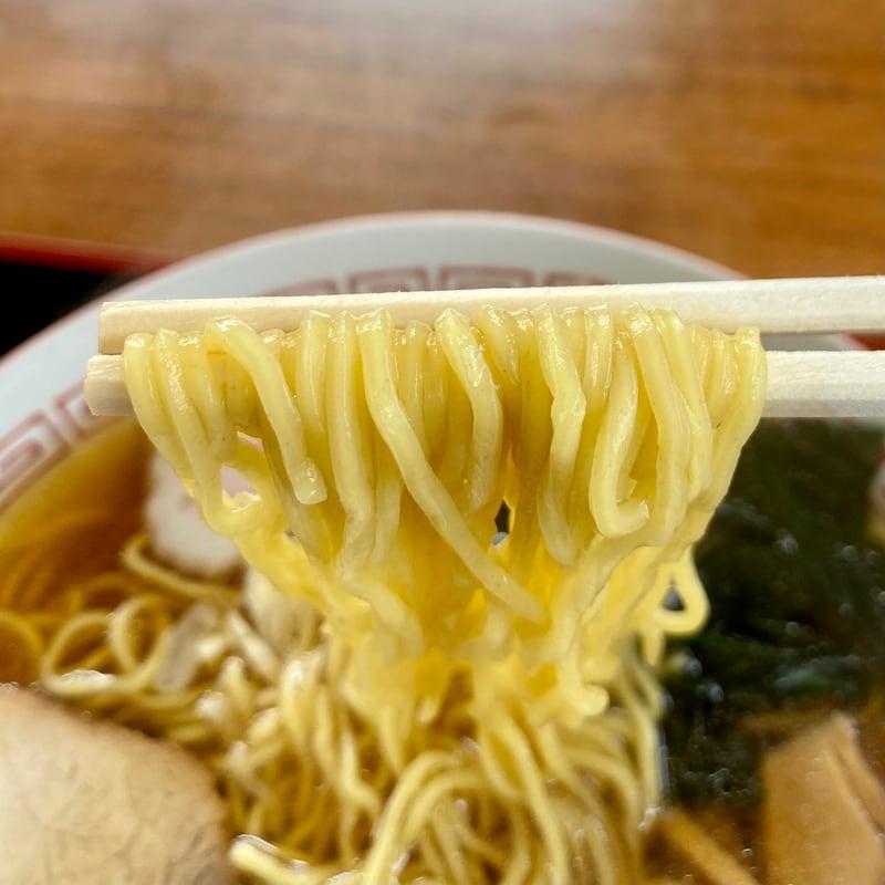 食堂 滝沢 滝沢食堂 秋田県仙北市田沢湖生保内 ラーメン 麺