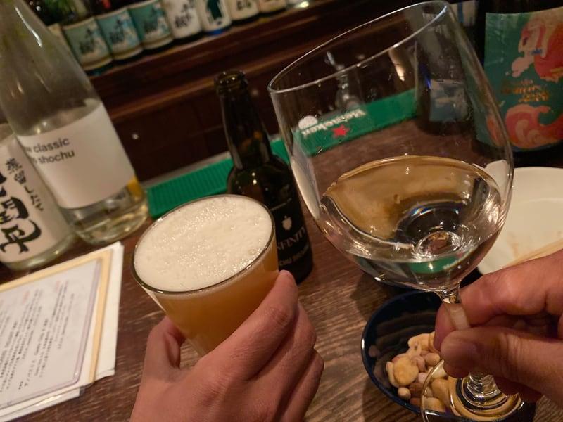 BAR JAH ジャー 秋田県秋田市大町 日本酒 乾杯