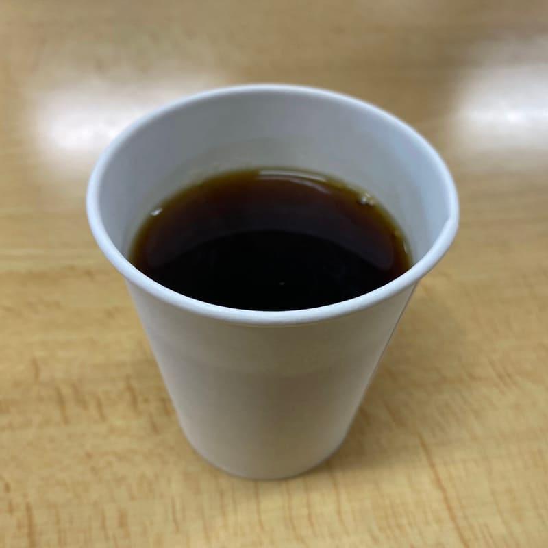 白神山地 森のえき 秋田県山本郡藤里町藤琴 食事をするとコーヒー無料