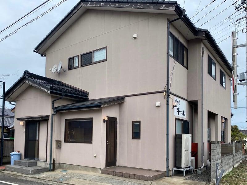 焼肉亭 牛ちゃん 秋田県にかほ市象潟町 外観