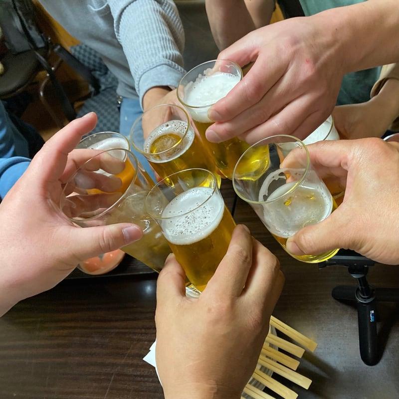 ビストロ桜舞 おうぶ 秋田県湯沢市柳町 乾杯