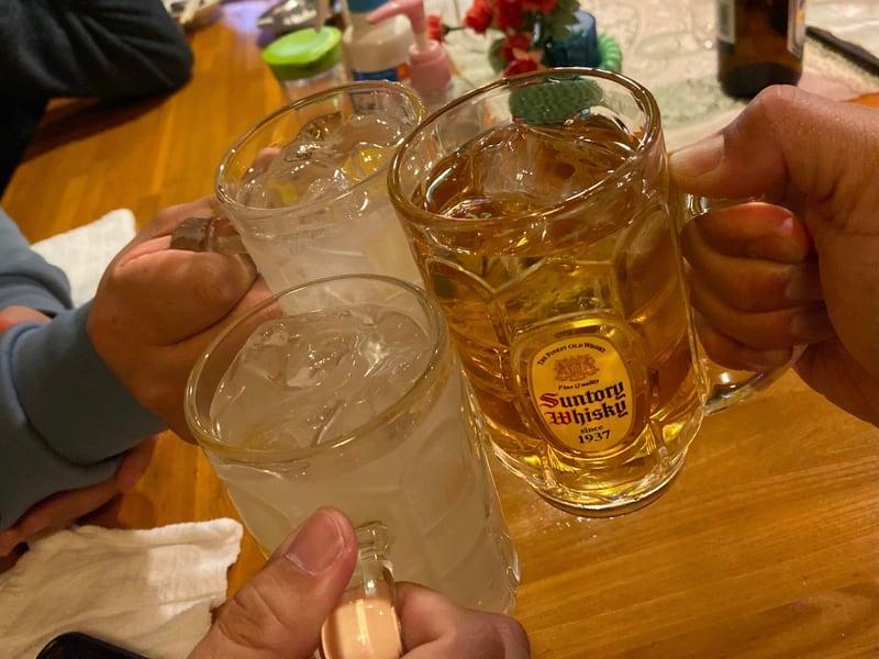 昭和の店 美里 秋田県横手市中央町 乾杯