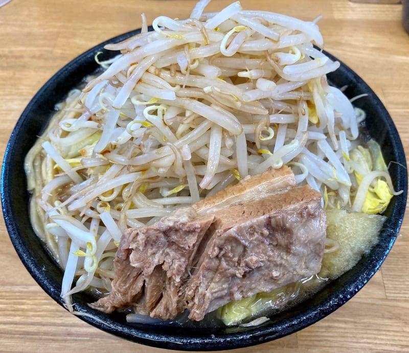 麺屋 羅漢 らかん 秋田県横手市条里 羅漢ラーメン 大盛 野菜増し