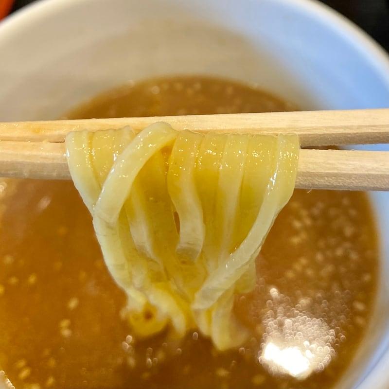 ドライブイン虎屋 とらや 秋田県大館市岩瀬 虎屋味玉チャーシューつけ麺 特製味噌つけめん 麺
