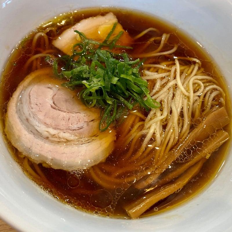 柳麺多むら 能代本店 秋田県能代市中柳 醤油ラーメン 具