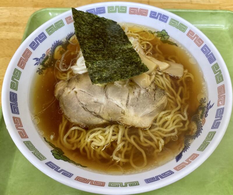 とっと館 軽食コーナー 秋田県大館市比内町扇田 道の駅ひない内 ラーメン