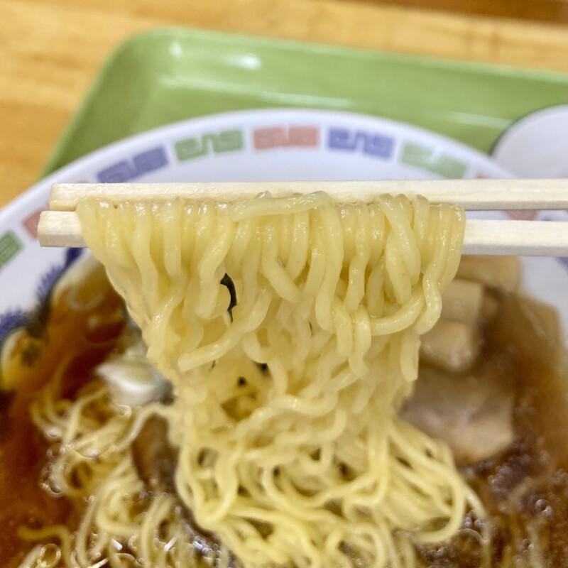 とっと館 軽食コーナー 秋田県大館市比内町扇田 道の駅ひない内 ラーメン 麺