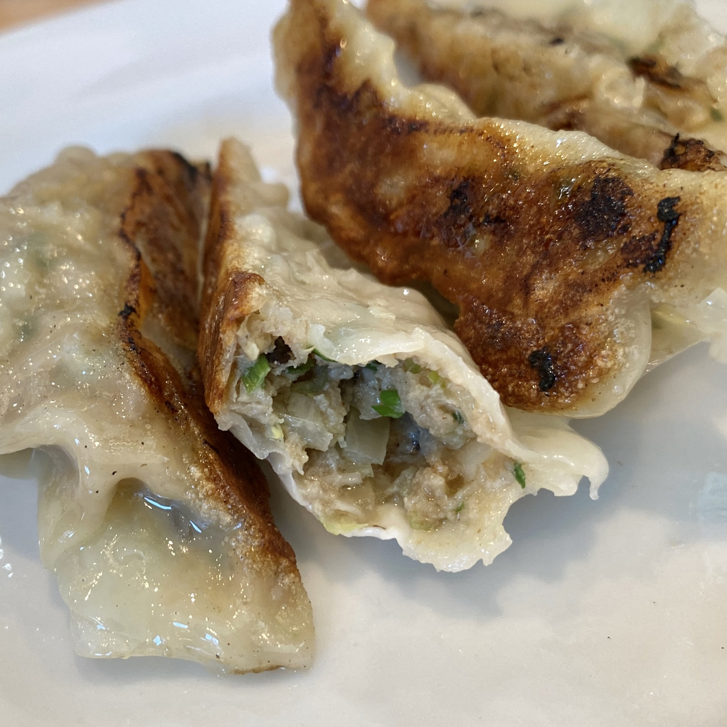 柳麺多むら 能代本店 秋田県能代市中柳 焼餃子