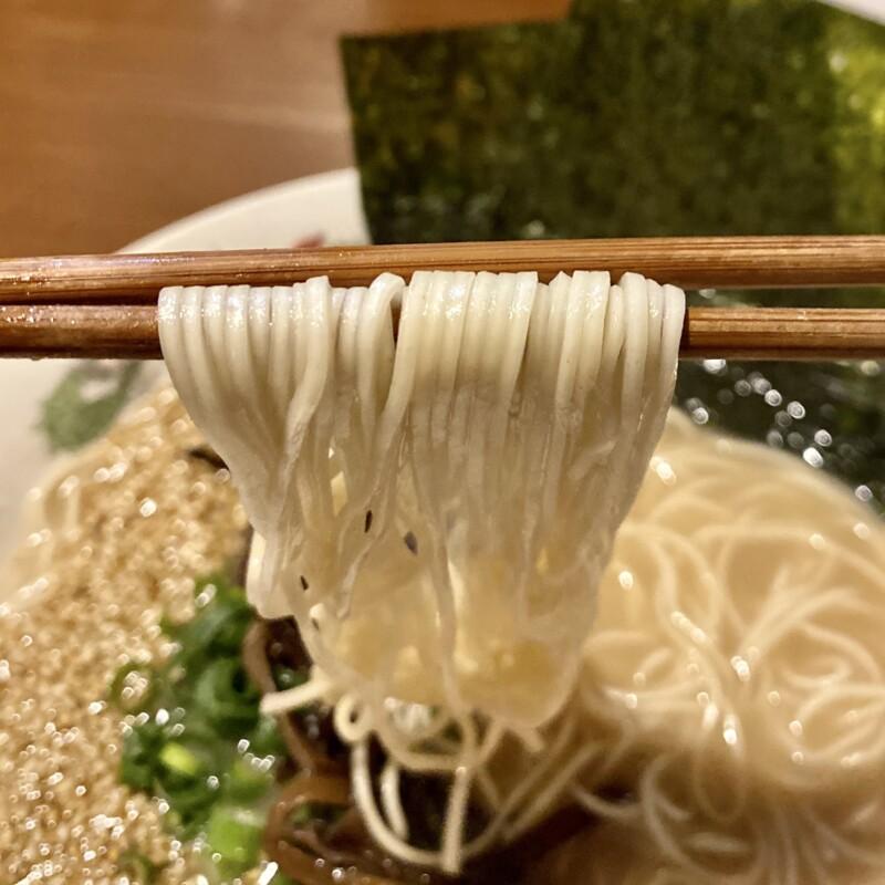 横丁盛場 キンギョ よこちょうさかりば きんぎょ 秋田県大仙市大曲丸の内 博多ラーメン 麺