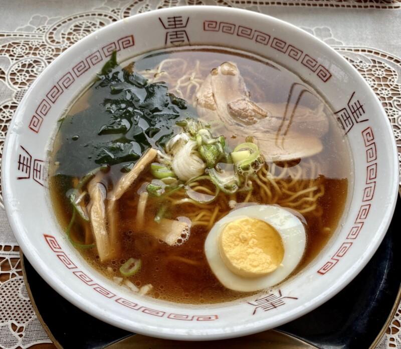 お食事処 海菜 はまなす会 かいさい 秋田県男鹿市戸賀浜塩谷 支那そば ラーメン