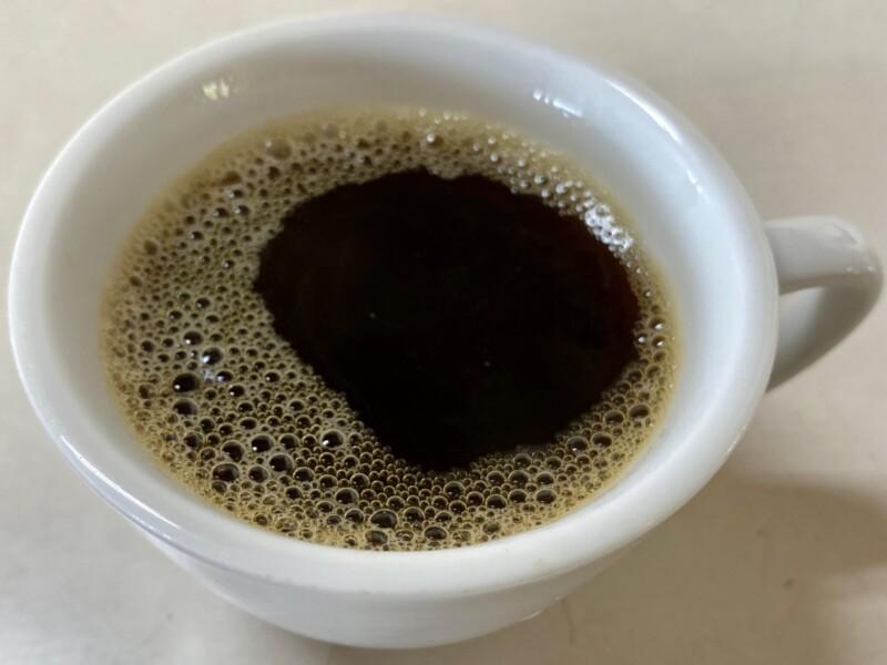寒風山食堂 白山 秋田県男鹿市脇本富永 男鹿の岩のりラーメン 岩海苔ラーメン コーヒー