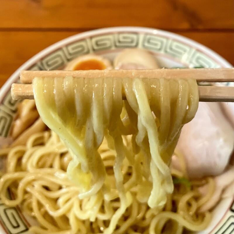 遊食空間 ぶんぶん 秋田県横手市十文字町 本家油そば 麺