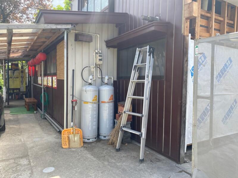 遊食空間 ぶんぶん 秋田県横手市十文字町 外観
