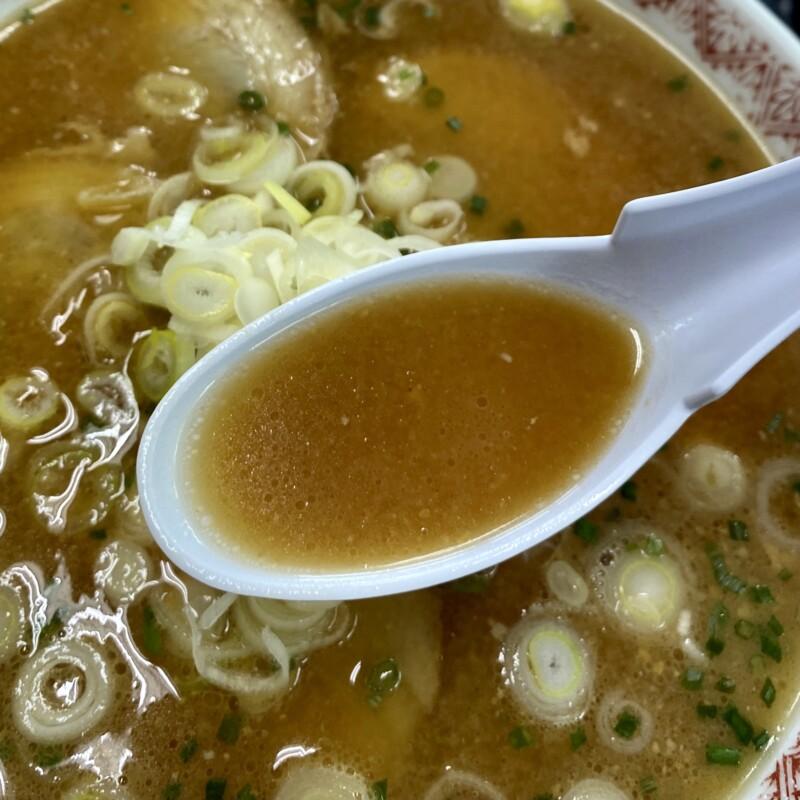 さいとうドライブイン お食事処 銘菓処 さいとう 秋田県大館市山館 みそチャーシュー 味噌ラーメン スープ