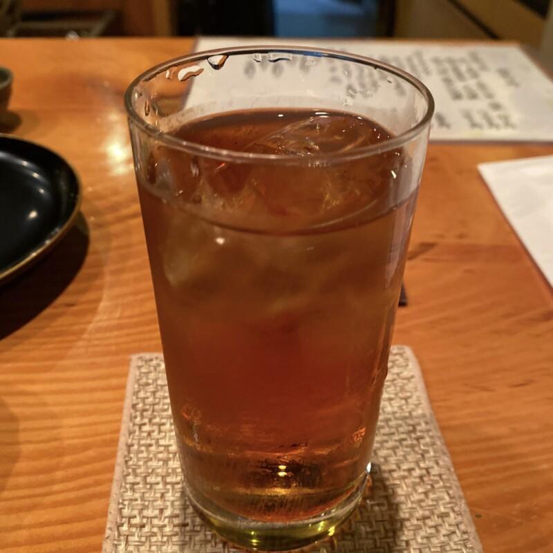 日本料理たかむら 秋田県秋田市大町 たかむら麺type2 冷やし坦々麺 ウーロン茶割り