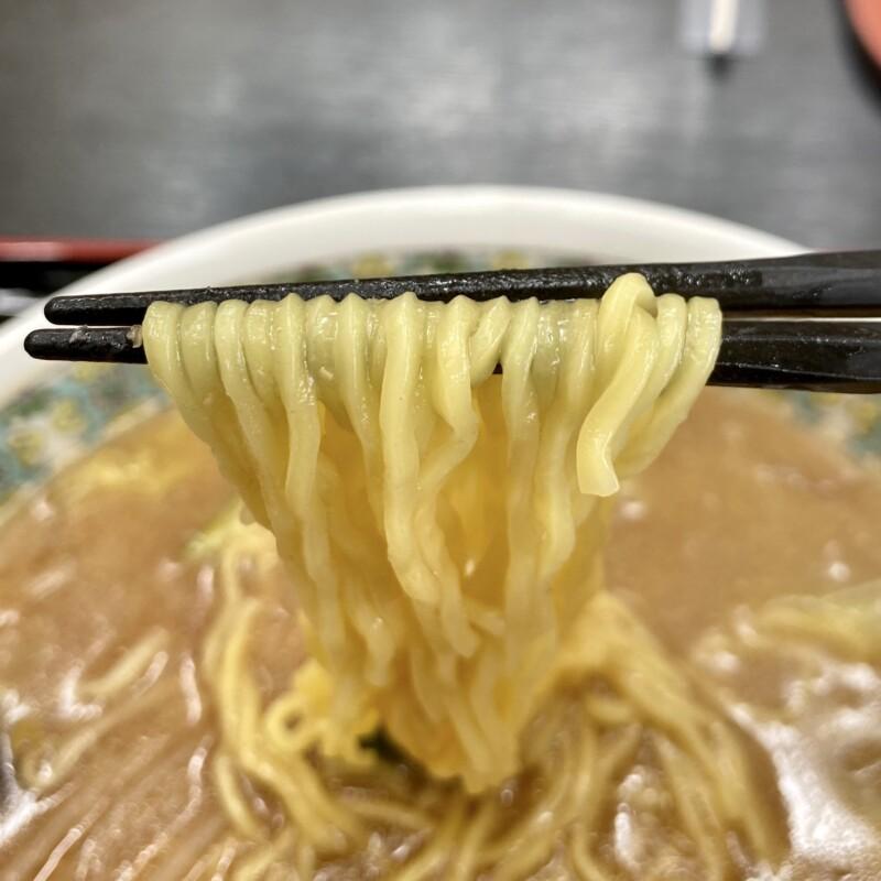 レストランけやき欅 けやき 中里温泉 秋田県大仙市太田町中里 五目ラーメン 味噌 麺