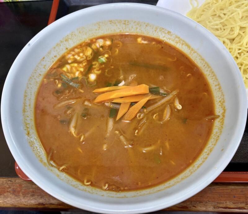 KITCHEN VESTA キッチン ヴェスタ 秋田県鹿角市十和田大湯 辛味噌つけ麺 つけ汁 スープ