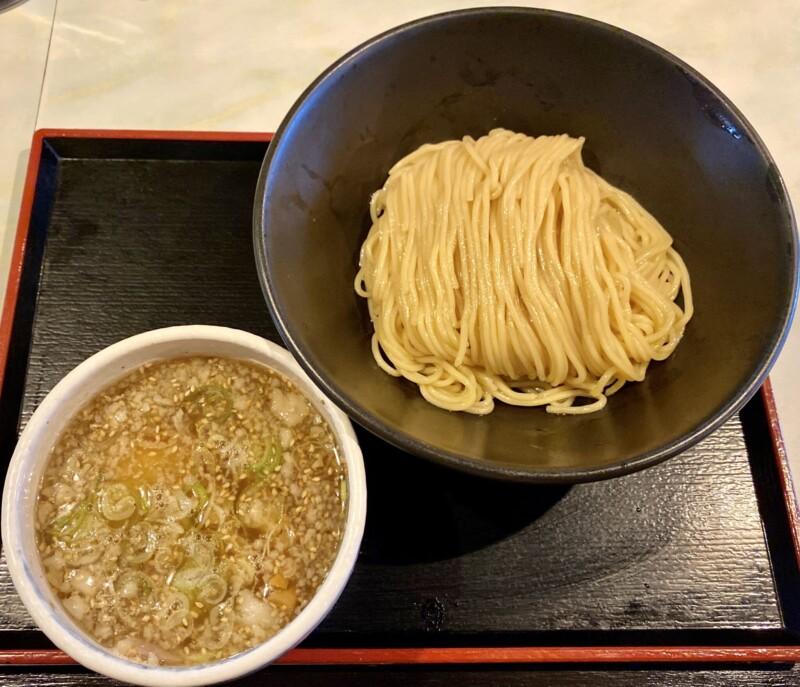 麺絆英 めんばんひで 山形県鶴岡市文下 こってりつけめん つけ麺