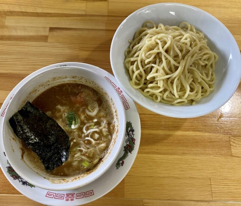 らーめん萬亀 ばんき 秋田県秋田市山王新町 つけめん ブレンド味噌 つけ麺