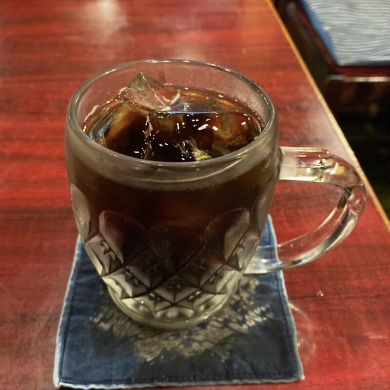 喫茶 詩仙 スナック 炭火焼やきとり 秋田県秋田市中通 冷し中華麺 冷やし中華めん コーヒー付き アイスコーヒー