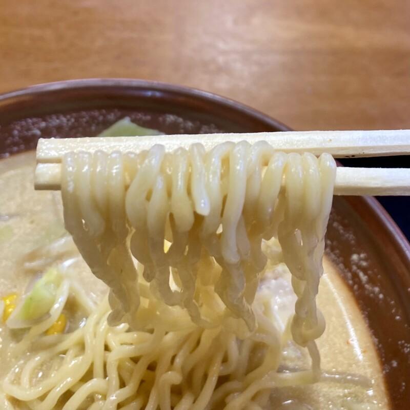 ラーメン大学 平沢店 秋田県にかほ市平沢 マヨネーズラーメン みそ 味噌味 麺