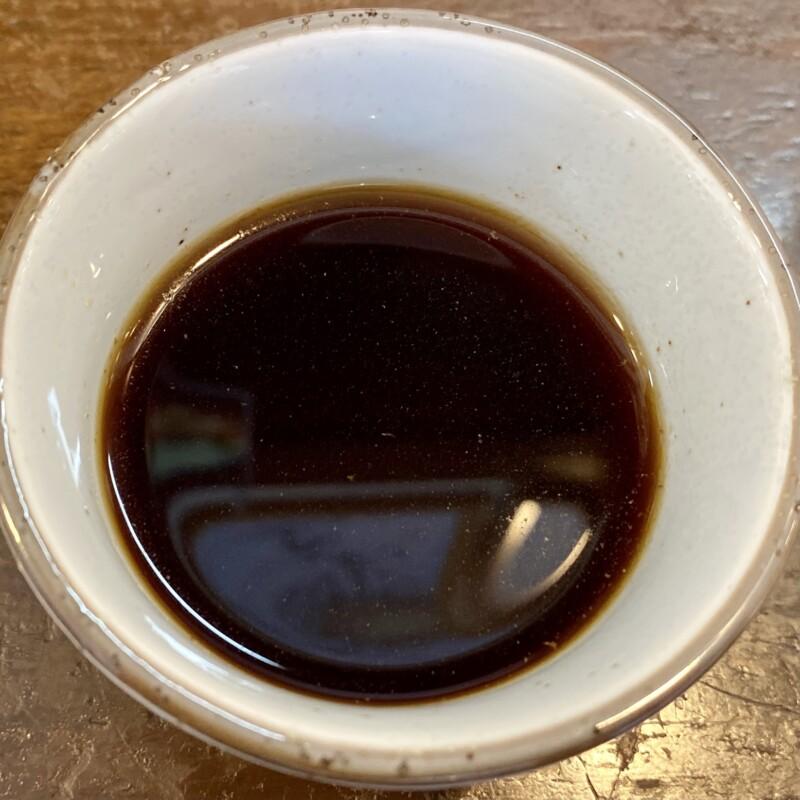 ラーメンショップ チャイナタウン 秋田県秋田市卸町 節香るざる中華 つけ汁 タレ スープ