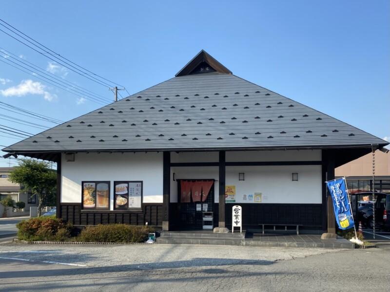 麺屋 居間人 Leap いまじん リープ 山形県天童市東芳賀 外観