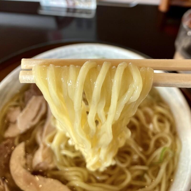 そば処 ひろ 山形県山形市嶋北 冷たい肉中華 中華そば 自家製麺