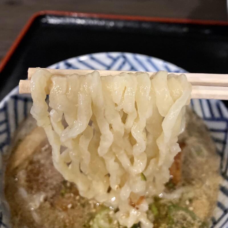 麺屋 ほんわか 山形県山形市若宮 新つけめん つけ麺 麺