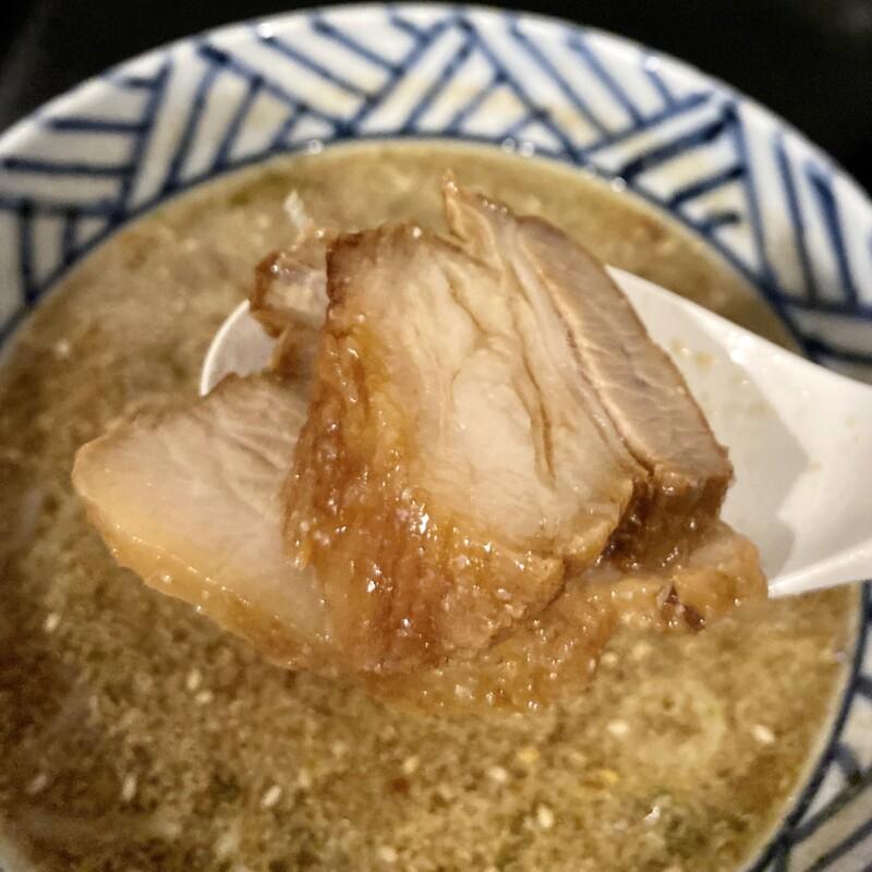 麺屋 ほんわか 山形県山形市若宮 新つけめん つけ麺 チャーシュー