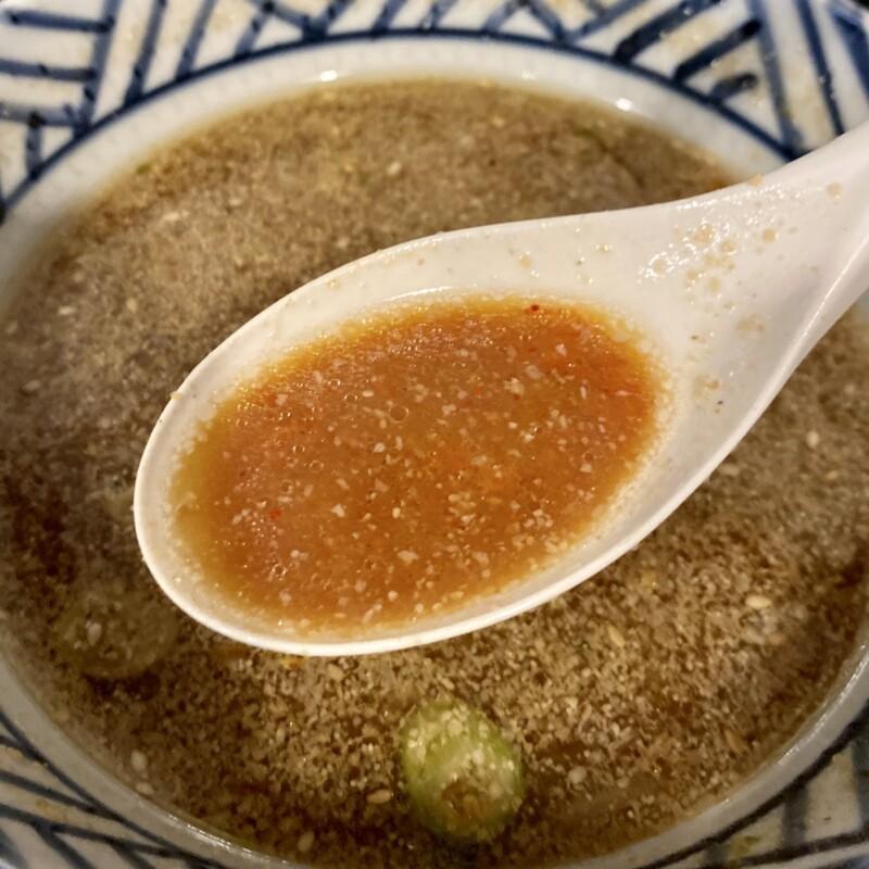 麺屋 ほんわか 山形県山形市若宮 新つけめん つけ麺 つけ汁 スープ