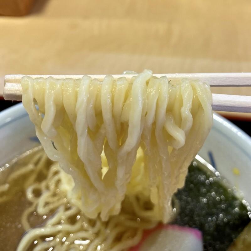 らーめん一歩 いっぷ 山形県天童市中里 らーめん 醤油ラーメン 麺