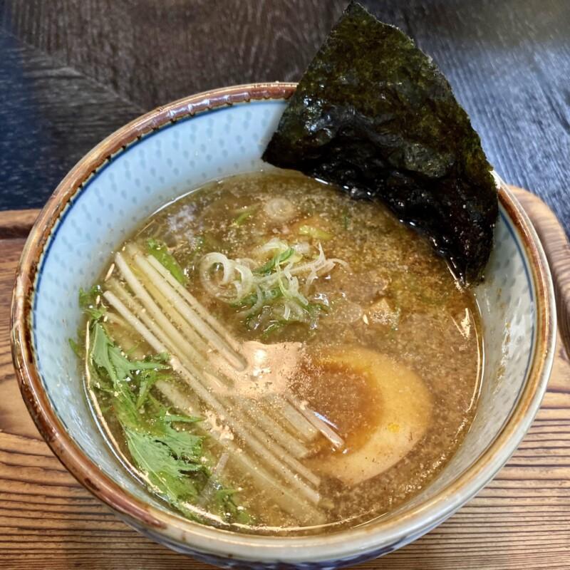 ラーメン 萬人 まんにん 山形県東田川郡庄内町余目 つけ麺 つけ汁 スープ