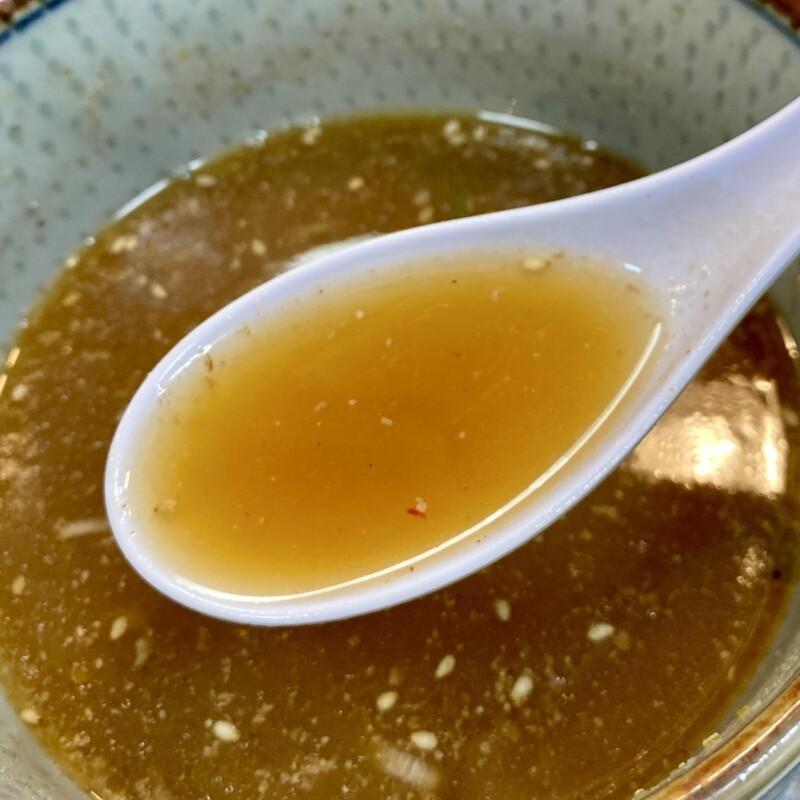 ラーメン 萬人 まんにん 山形県東田川郡庄内町余目 つけ麺 スープ割り
