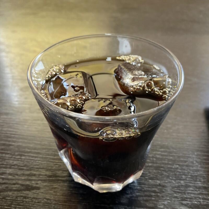 美味三昧 魯句彩亭 ろくさいてい 秋田県横手市婦気大堤 アイスコーヒー