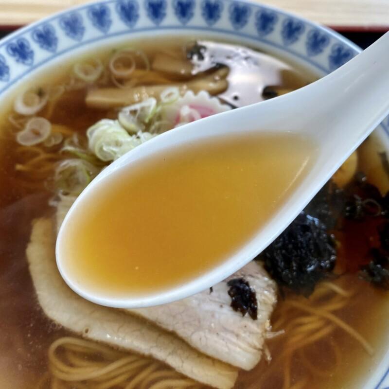 吾愛郷食堂 ごあいきょう 秋田県にかほ市象潟町 中華そば ラーメン スープ