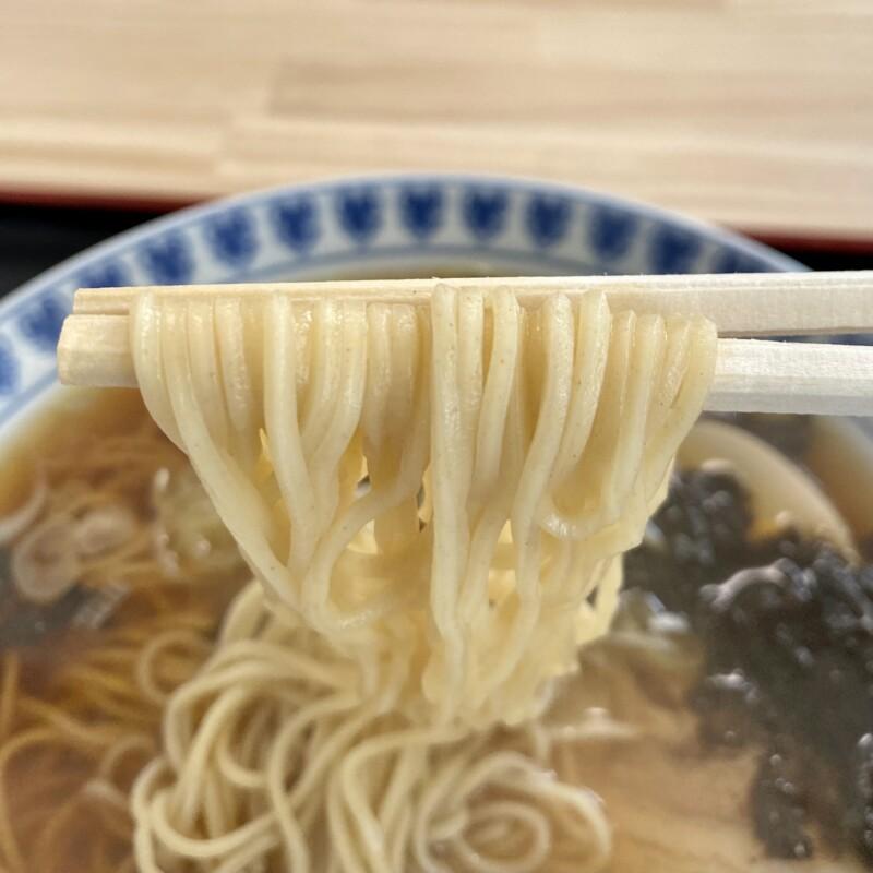 吾愛郷食堂 ごあいきょう 秋田県にかほ市象潟町 中華そば ラーメン 麺